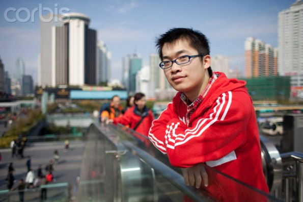 China - Economy - Shenzhen - Unemployed Student