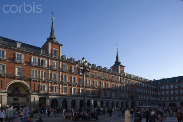 Importantes atracciones turisticas en madrid espa a for Ciudades mas turisticas de espana